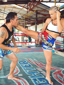 Spend your Weekend with Muay Thai Training at Phuket in Thailand in This Year